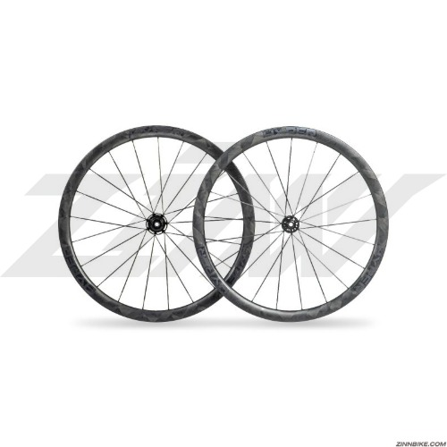 WINSPACE LUN HYPER 38mm Disc Brake Carbon Wheelset