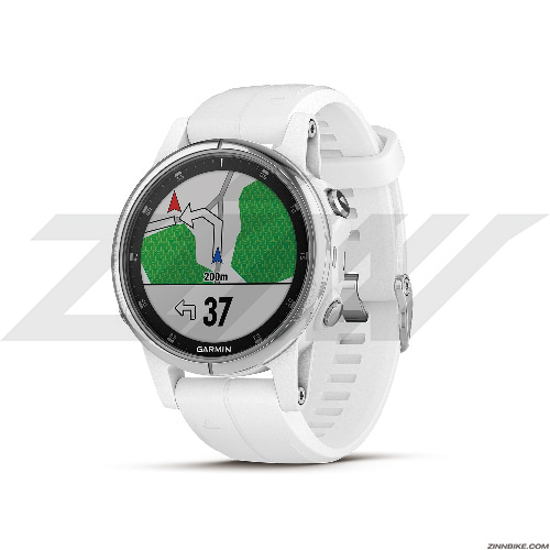 GARMIN Fenix 5S Plus (White)