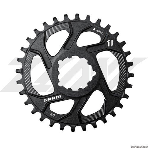 SRAM X-Sync Direct Mount Chainrings (6mm/30T)